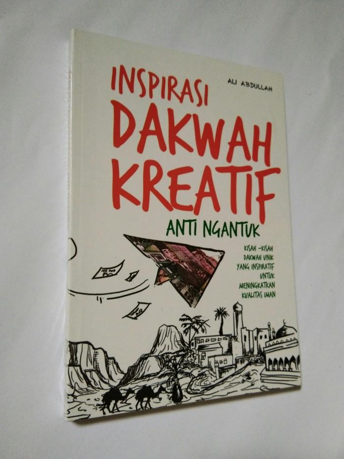 Inspirasi Dakwah Kreatif Anti Ngantuk - Daftar Harga Barang ... 213fa3a1d7