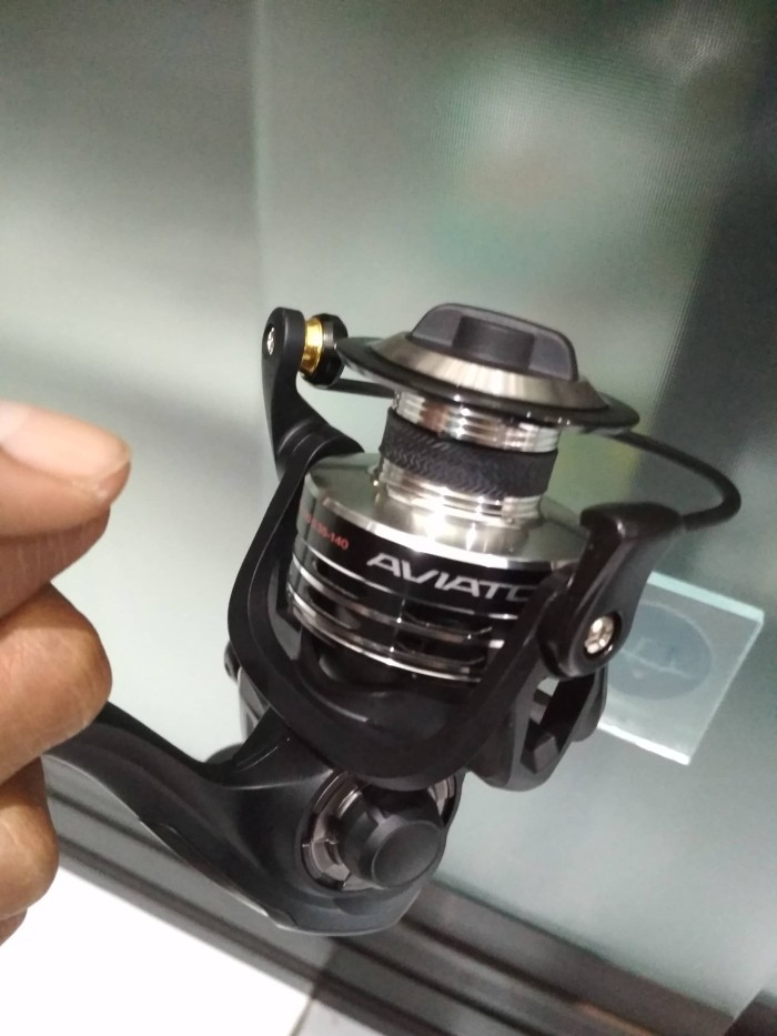 harga Reel spinning anyfish aviator 4000 Tokopedia.com