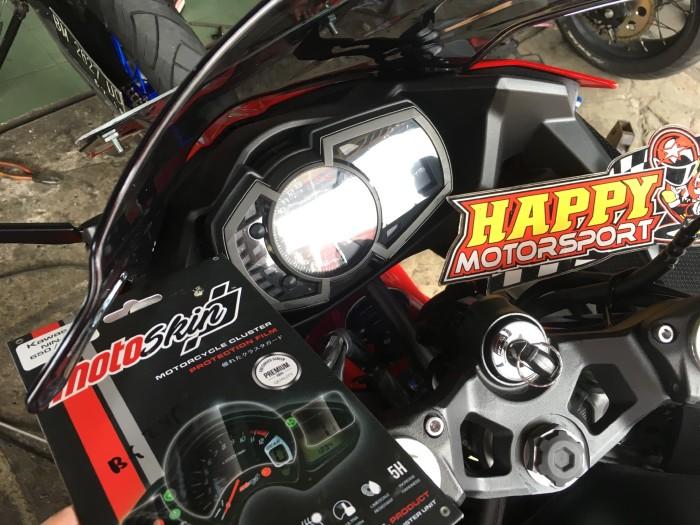 harga Anti gores khusus speedometer motor kawasaki ninja250 2018 motoskin Tokopedia.com