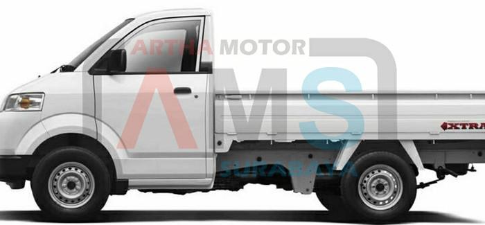 harga Terpal bak belakang suzuki mega carry xtra pickup/pick up +tali tampar Tokopedia.com