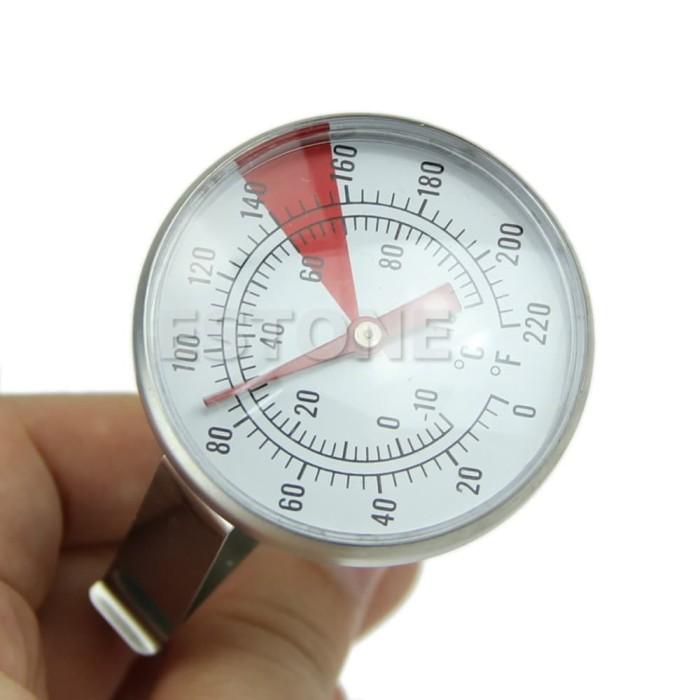 harga Thermometer barista susu kopi air termometer Tokopedia.com