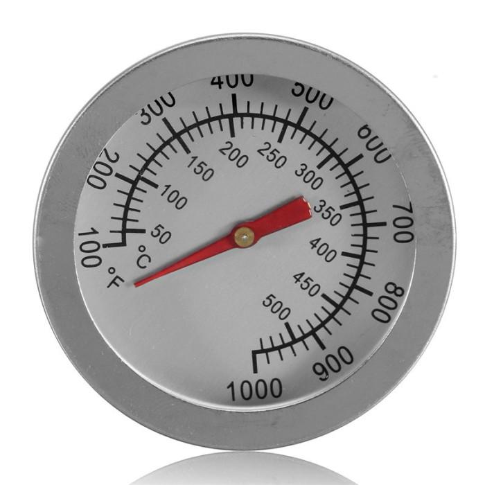 harga Thermometer 500 c untuk bbq smoker pit grill oven termometer Tokopedia.com