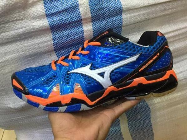 Sepatu Voli Mizuno Wave Tornado 9 Low Premium Quality By Adhezta Store ab9497f3f8