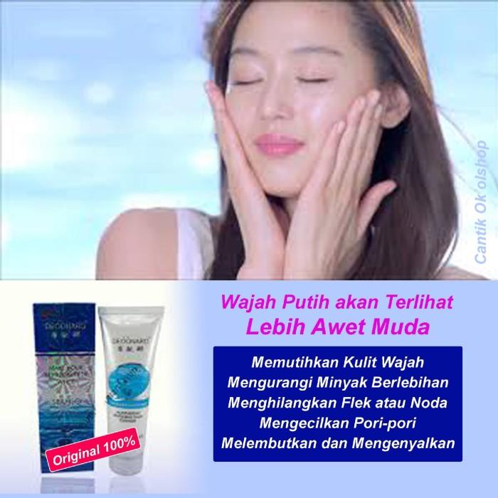 Pemutih wajah / pengecil pori-pori / sabun pemutih wajah best seller