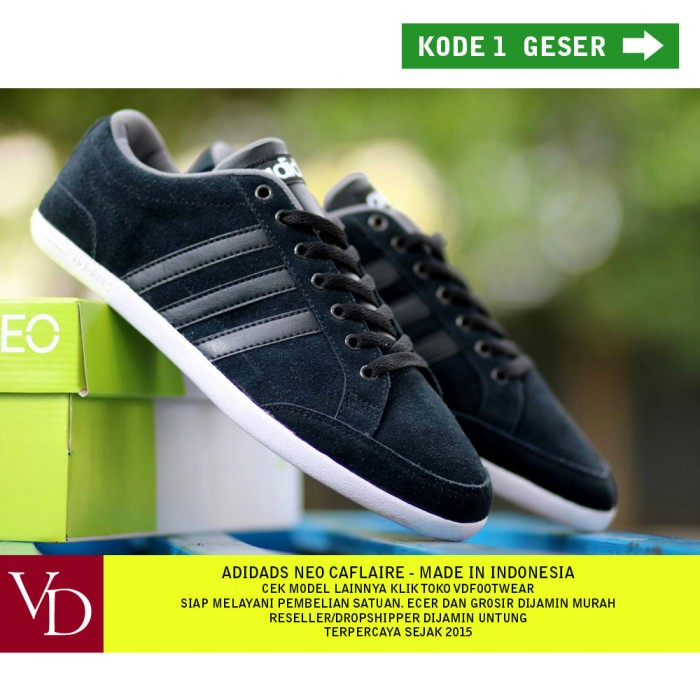 ... strez blog 13aff aad89  sweden sepatu adidas neo caflaire original  16574 45157 73bec4879c