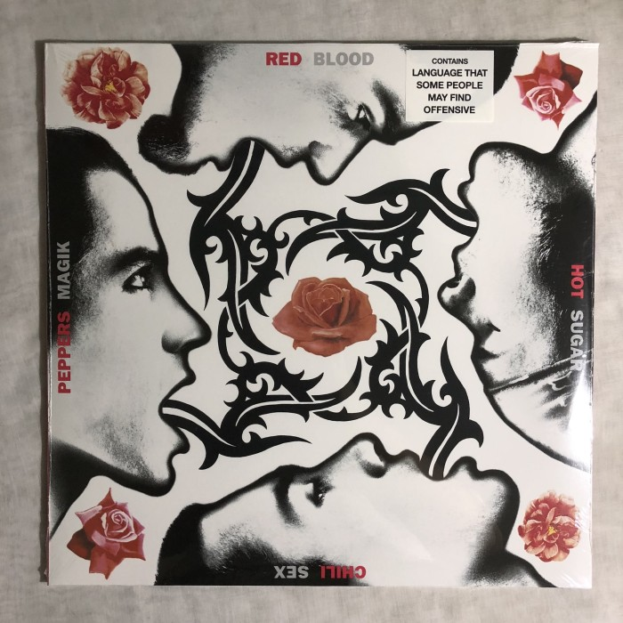 harga Vinyl / piringan hitam - red hot chili peppers - blood sugar Tokopedia.com