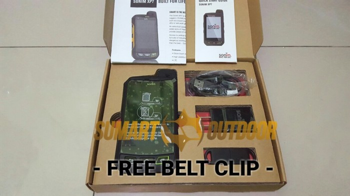 harga Sonim Xp7 Hp Outdoor Ip69 Rival Xp6, Cat S60, S50, S40 Tokopedia.com