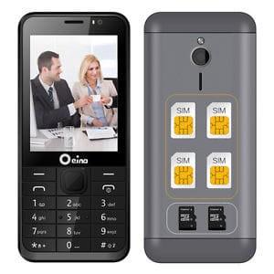 harga Handphone hp 4 sim card mirip nokia 230 bluetooth fm camera layar 2.8 Tokopedia.com