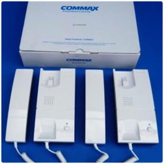 harga Jual intercom interkom kabel commax tp-1k ( garansi itcom panasonic ) Tokopedia.com