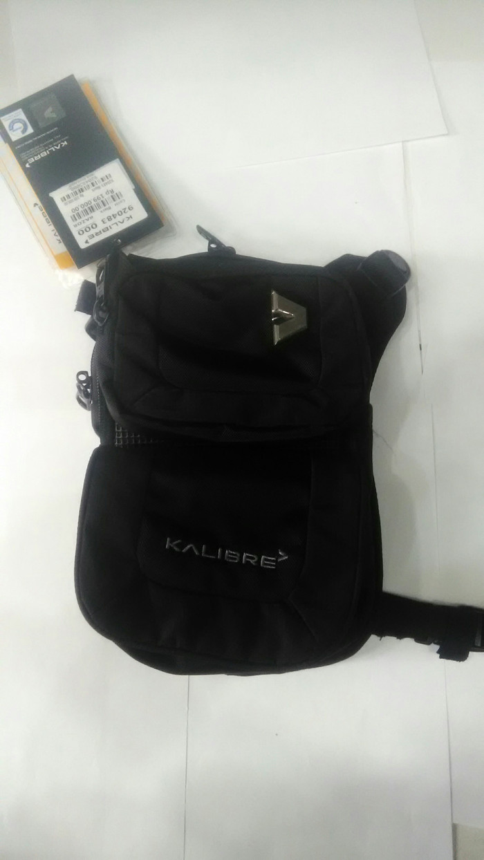 harga Travel pouch tas slempang paha  kalibre razor bukan consina eiger Tokopedia.com