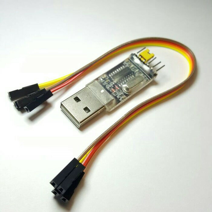 4x20cm Dupont Cable Female to Female USB to UART Adapter-CH340G