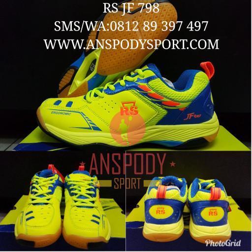 harga Sepatu badminton rs jeffer 798 Tokopedia.com