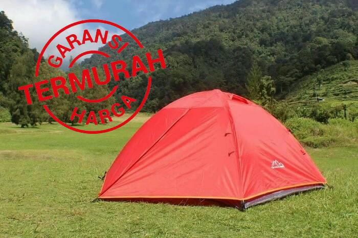 harga Tenda ultralight dhaulagiri kap 4-5 not great outdoor eiger Tokopedia.com