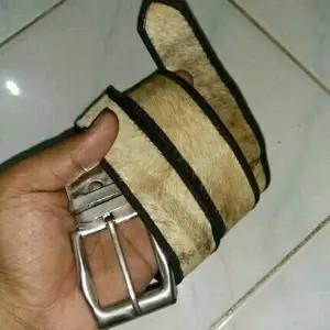 harga Sabuk kulit asli rajah Tokopedia.com