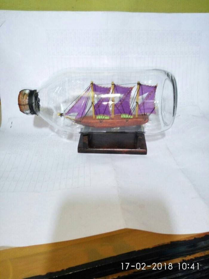 harga Miniatur kapal botol pinisi dewaruci-ukuran besar-murah. Tokopedia.com