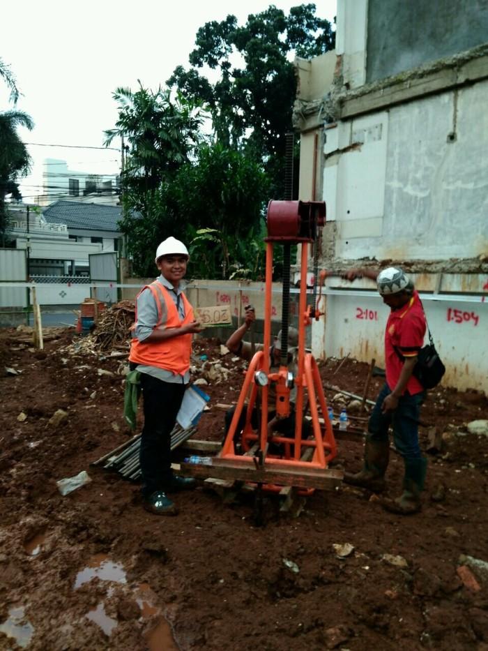 Jual Penyelidikan Tanah Sondir Kota Depok Multi Rekayasa Geoteknik Tokopedia