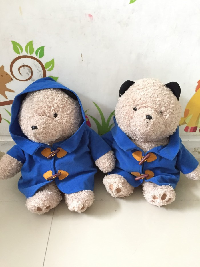 harga Boneka teddy bear paddington bear jumbo biru Tokopedia.com