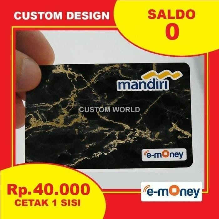 Custom e Money Bandung Terbaik Bergaransi dan Custom e ...