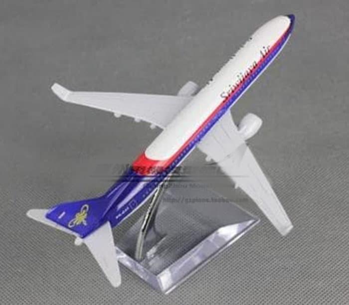 harga Miniatur diecast pajangan pesawat terbang sriwijaya air besi metal Tokopedia.com