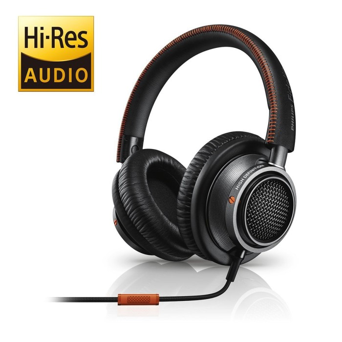 Philips Fidelio L2 Premium Hi-Fi Over-Ear Headphone Original