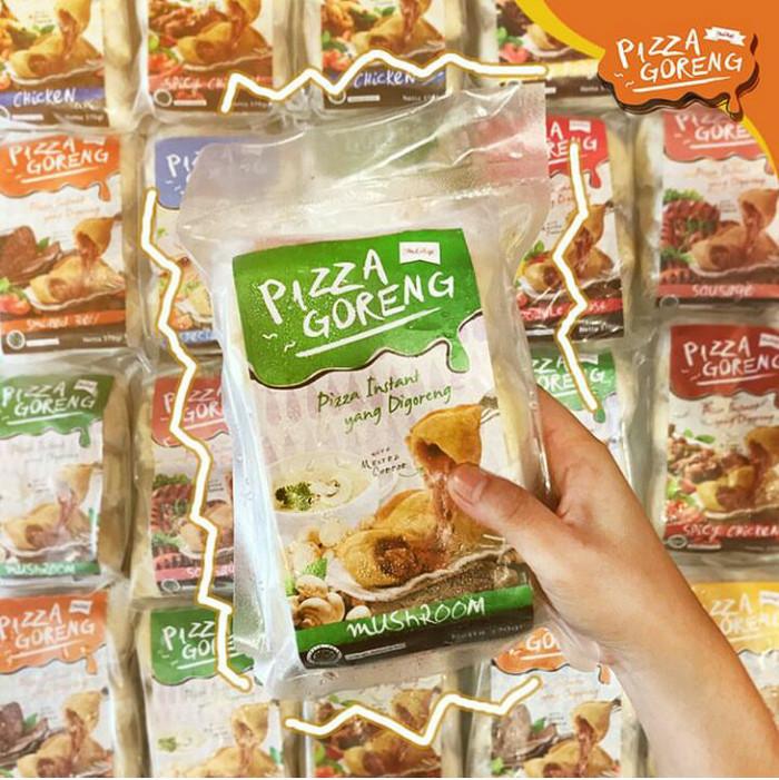Pizza Goreng Indosaji .