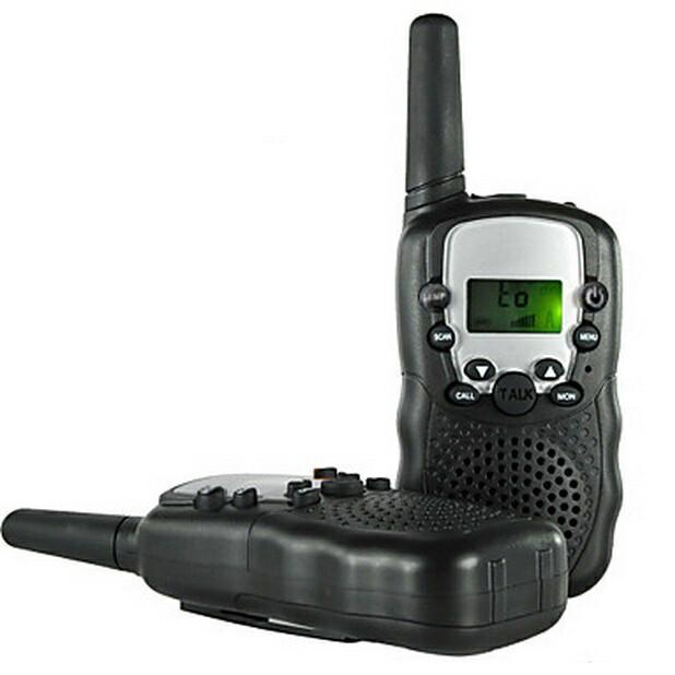 harga Retevis mini pairs walkie talkie with led light 1 pairs - t-388 Tokopedia.com