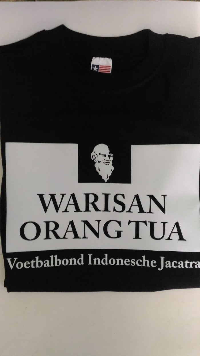 Jual T SHIRT KAOS THE JAK PERSIJA FANS WARISAN ORANG TUA Jakarta Timur Rick S Clothing