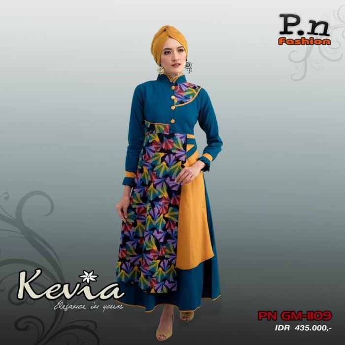 Foto Produk Gamis PN fashion GM 1109 dari assalam busana