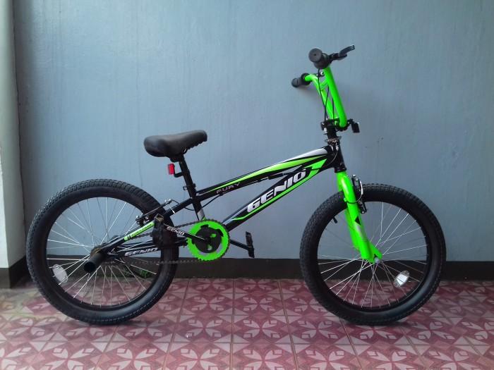 Sepeda BMX 20 Genio Fury Free