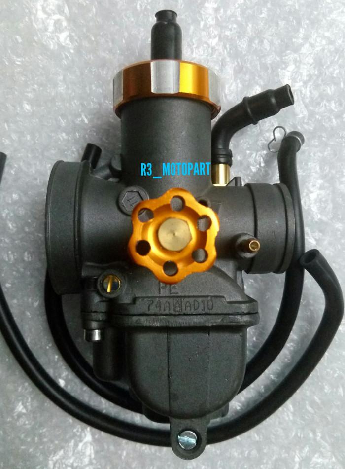 harga Karbu/karburator pe28/pe 28 super flow driv racing (cnc finishing) Tokopedia.com