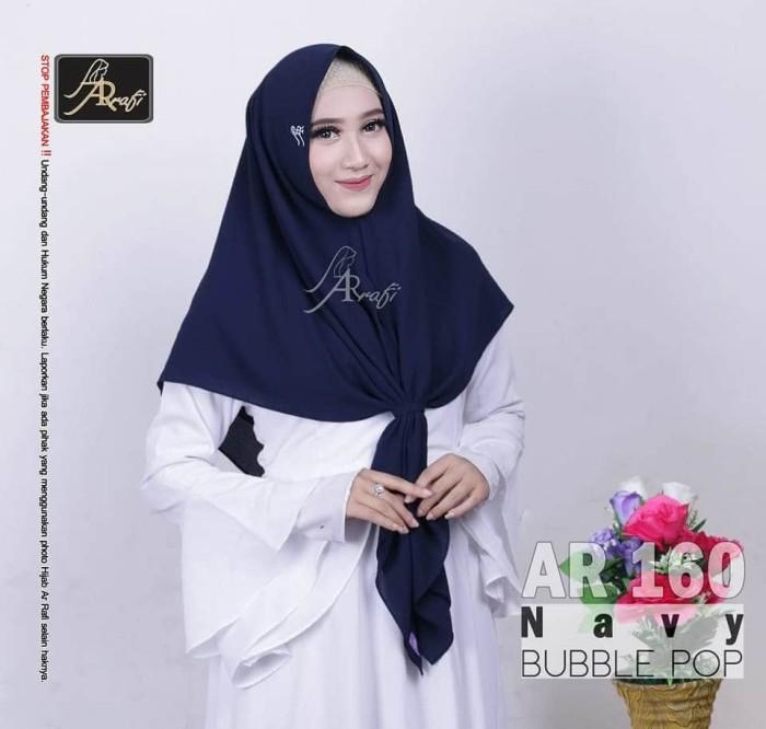 Jual Jilbab Arrafi Segi Empat Instan Agen Hijab Arrafi Tokopedia