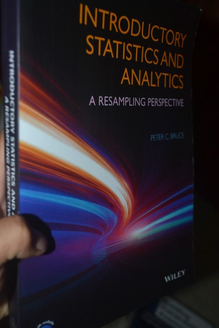 harga Introductory statistics and analytics Tokopedia.com