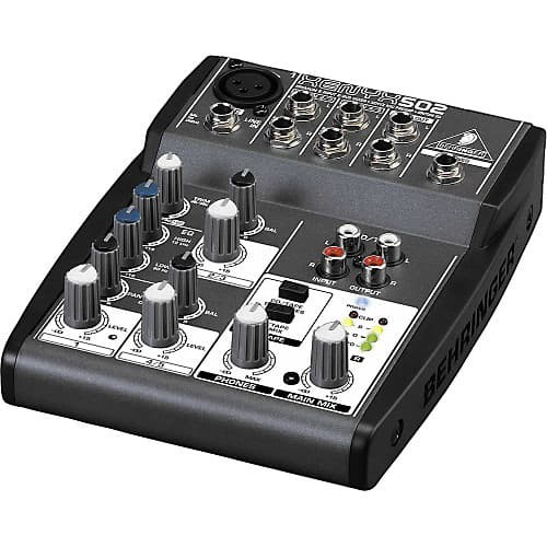 harga Audio mixer behringer xenyx 802 / cokok untuk stage in iear monitor Tokopedia.com