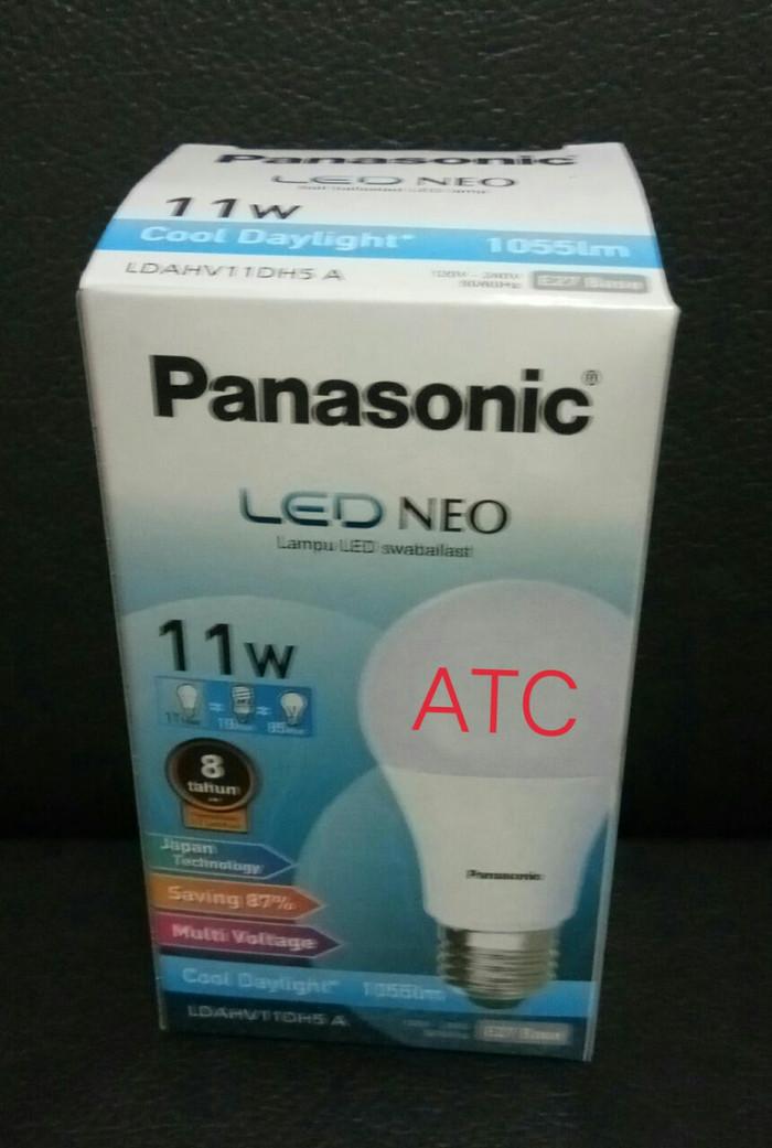 Foto Produk Lampu Panasonic LED NEO 11W Putih dari ATC Electric