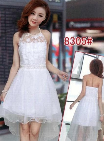 Jual Jual Dress Pesta Import Gaun Pesta Pendek Dress Pesta Korea