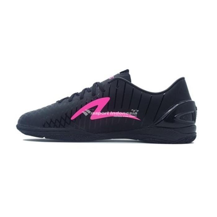 Jual Sepatu Futsal Specs Accelerator Exocet IN Black 400679 Original ... b417f77eed8c4