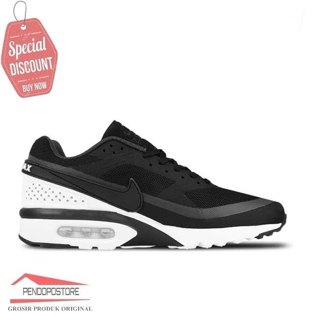 Jual Sepatu Nike Air Max Bw Ultra 819475 001 Sneakers Casual ORI Jakarta Timur Pendopo store | Tokopedia