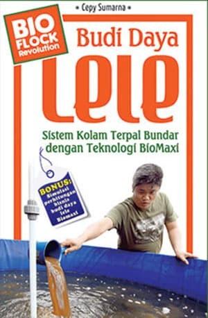 Foto Produk Budi Daya Lele Sistem Kolam Terpal Bundar dengan Teknologi BioMaxi dari Toko Kutu Buku