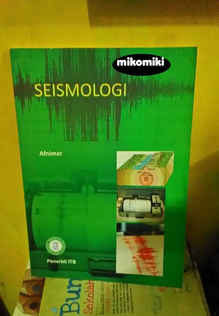 harga Seismologi - afnimar Tokopedia.com