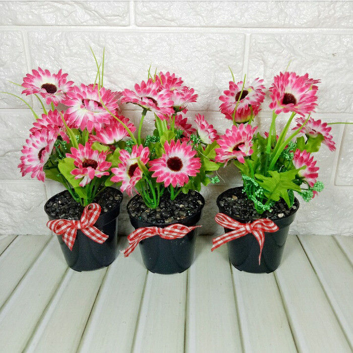 harga Bunga plastik artificial palsu dekorasi bunga shabby chic Tokopedia.com