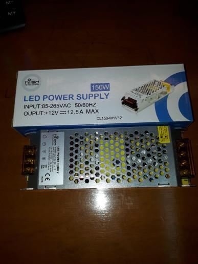harga Hiled power supply indoor 12v-12.5a 150watt slim Tokopedia.com