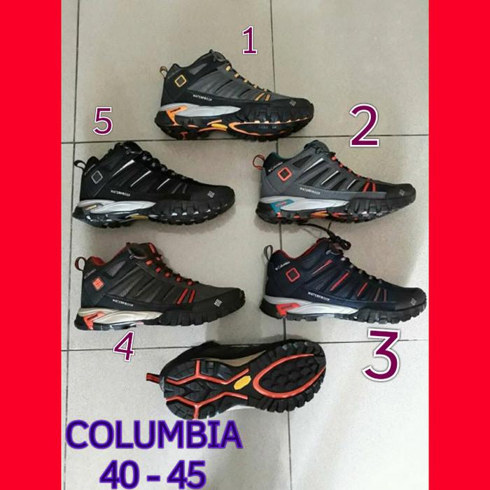 harga Sepatu gunung columbia tracking hiking outdoor Tokopedia.com