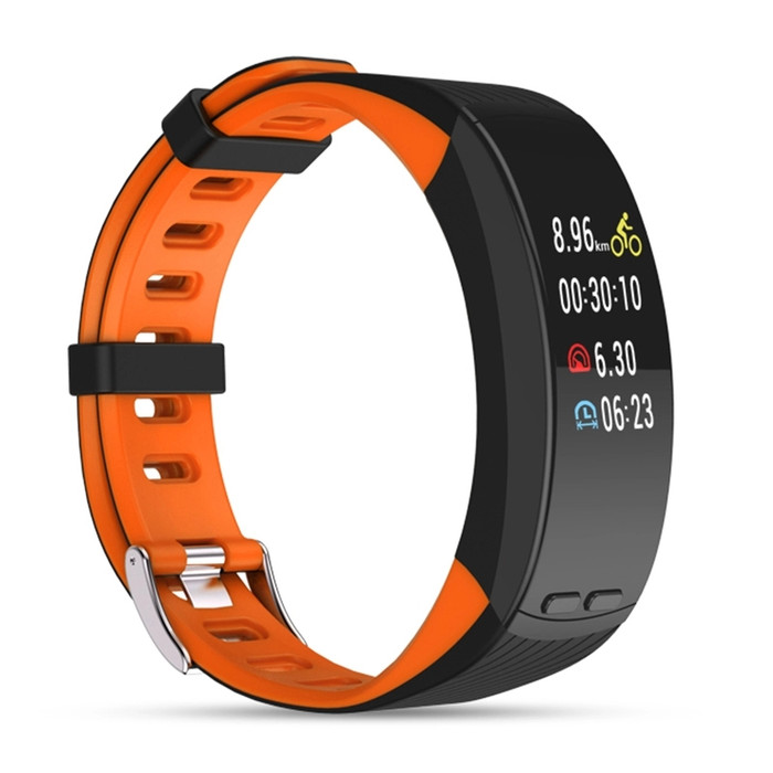 harga P5 gps smartband fitness bracelet heart rate monitor smart band sport Tokopedia.com