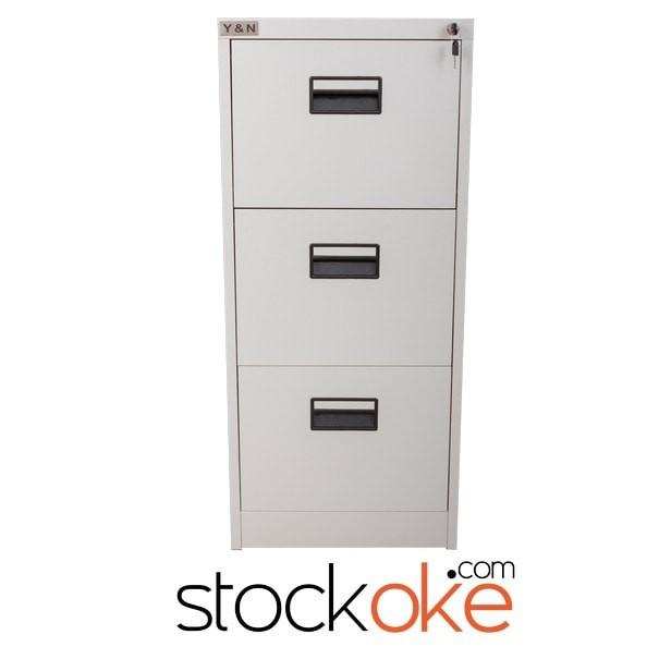 harga Filling cabinet besi 3 laci dc 203 Tokopedia.com