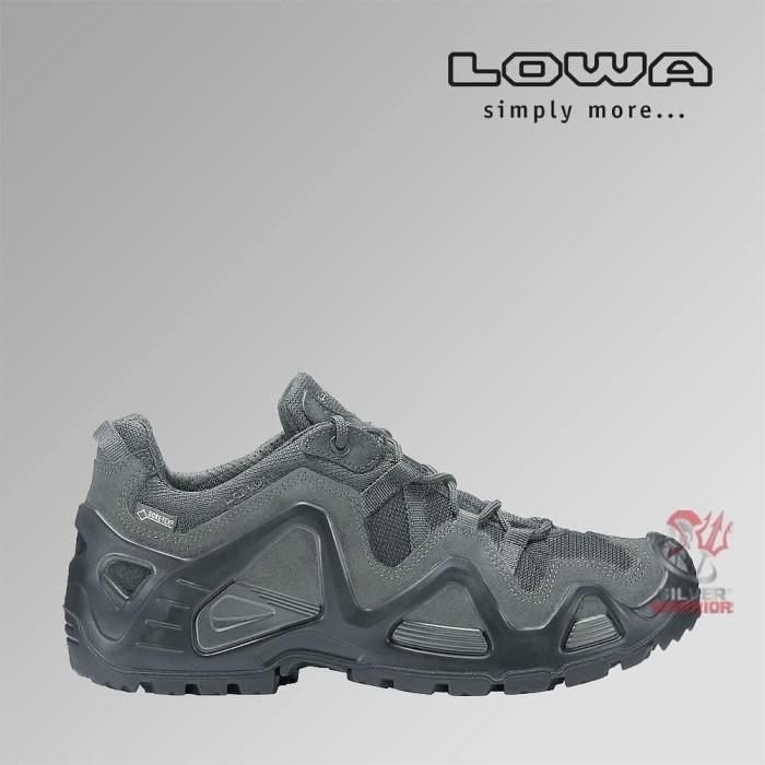 harga Lowa zephyr gtx lo wolf grey tactical boots (gore-tex) Tokopedia.com