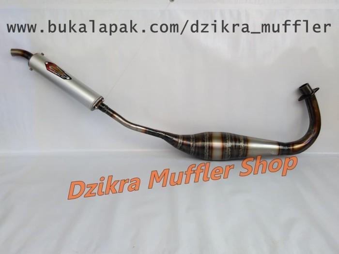 harga Knalpot creampie tipe r1 for suzuki satria 2tak 120 s / 120 r / 120 ru Tokopedia.com