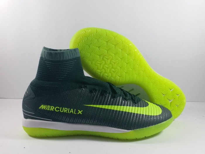 ... clearance sepatu futsal nike mercurial x proximo ii cr7 black volt replika  impor a3ef6 1c41c d174d1152c