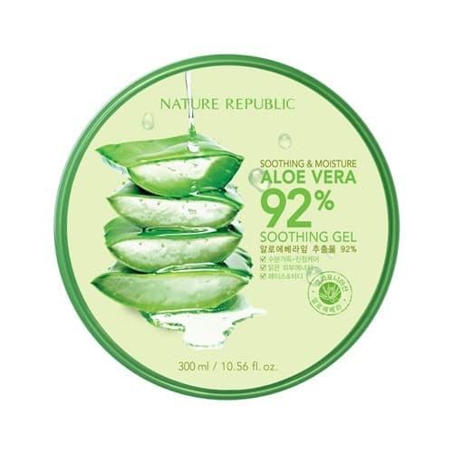 harga Nature republic - aloe vera 92% soothing gel 300ml Tokopedia.com