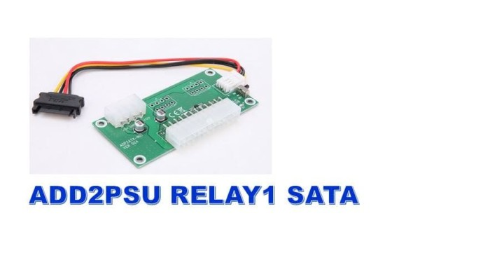 Foto Produk ADD2PSU JUAL DUAL PSU RELAY MULTI POWER SUPPLY ADAPTER psurelay1 dari Gudang Metro JKT