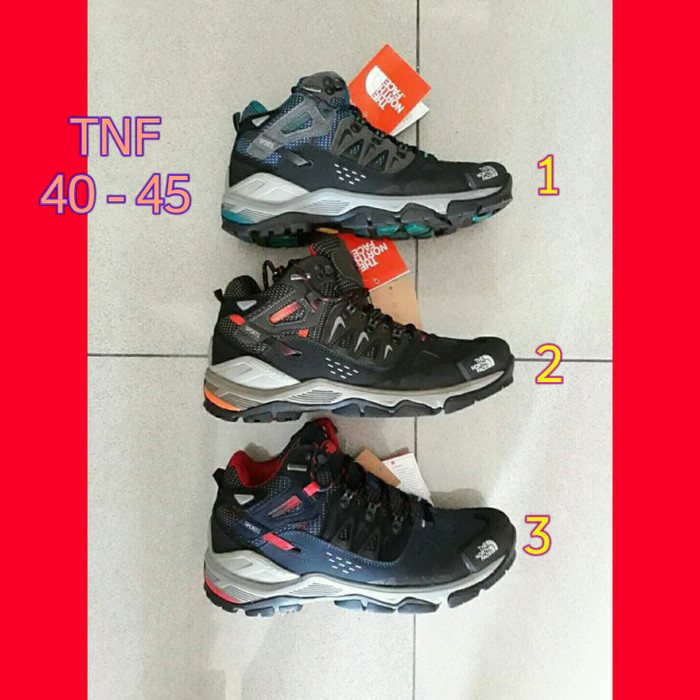 harga Sepatu tnf the north face gunung outdoor hiking boots import Tokopedia.com